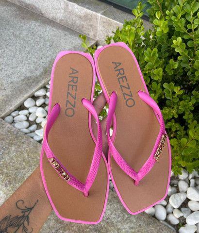 Sandália  femeninas arezzo  - Foto 3