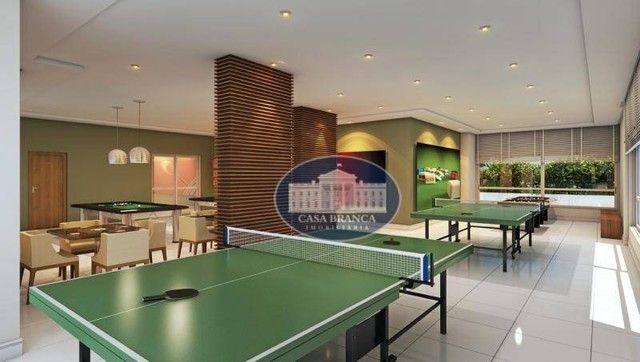 Apartamento com 2 dormitórios , 1 suite à venda, 84 m², lazer completo - Parque das Painei - Foto 16