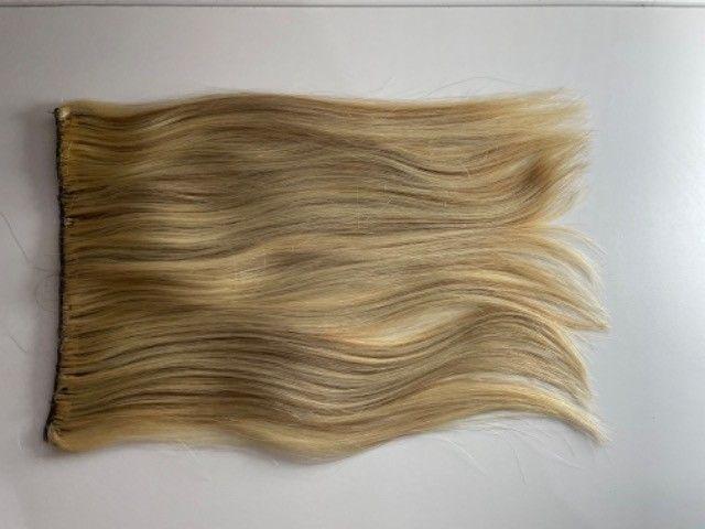 Mega hair Humano Natural Loiro - Foto 2