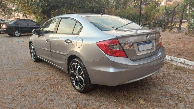 Honda Civic EXR - 2014 - Foto 4