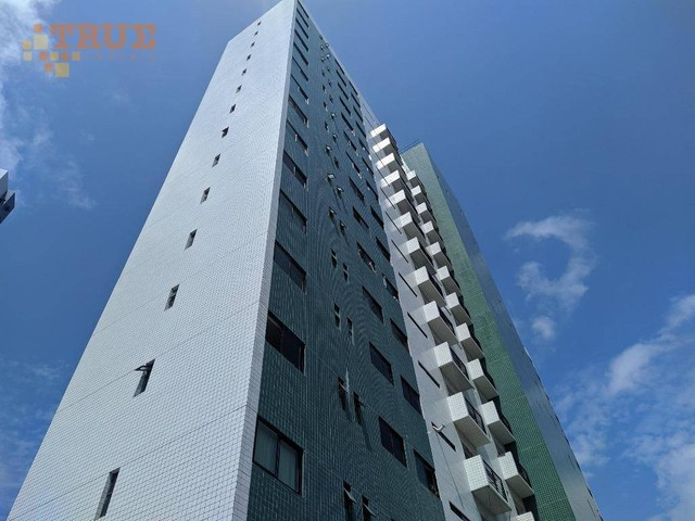 Apartamento com 3 dormitórios à venda, 72 m² por R$ 430.000,00 - Aflitos - Recife/PE - Foto 11