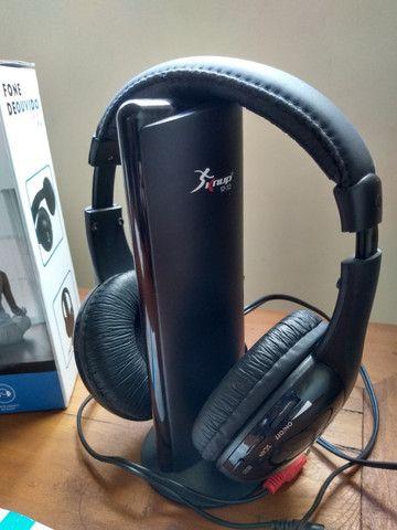 Fone de ouvido sem fio 5 em 1 - Knup Model KP-323