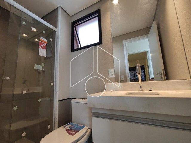 Apartamento para alugar com 2 dormitórios em Fragata, Marilia cod:L15655 - Foto 5