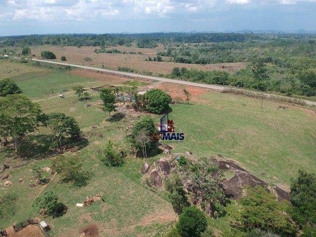 Sítio à venda com 32 alqueires por R$ 2.000.000 - Zona Rural - Presidente Médici/RO - Foto 4