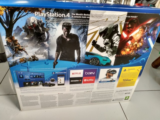 PS4 Playstation slin Sony 1 TB + 1 jogo Call of Duty - Foto 2