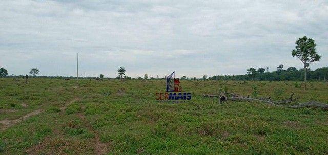 Fazenda com 1 dormitório à venda, por R$ 10.500.000 - Zona Rural - São Francisco do Guapor - Foto 15
