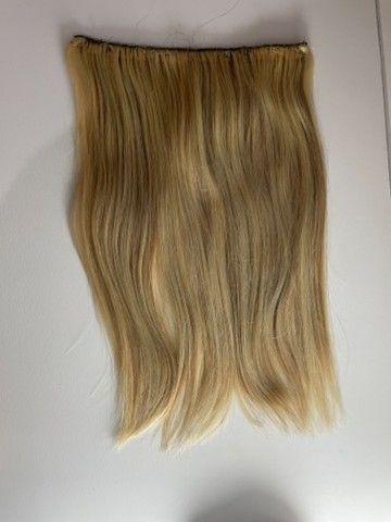 Mega hair Humano Natural Loiro