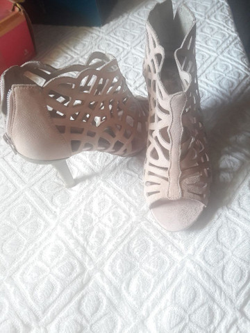 Sandália rosa seco - Foto 2