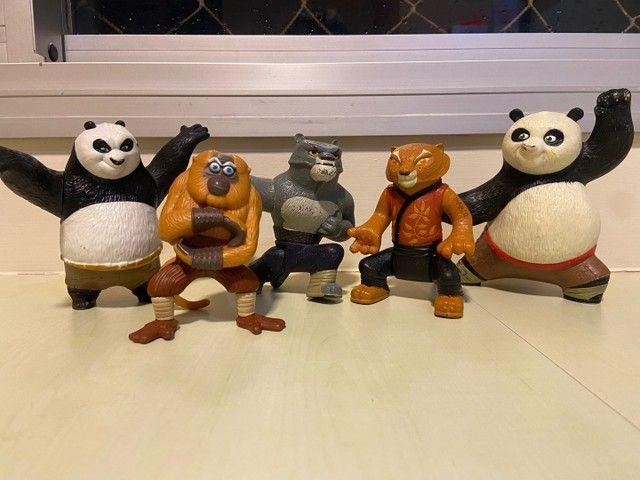 Brinquedo Mac Lanche Feliz Kung Fu Panda R$ 50,00