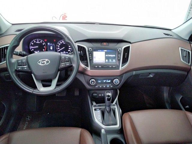 Hyundai Creta 2.0 16V FLEX PRESTIGE AUTOMATICO - Foto 8