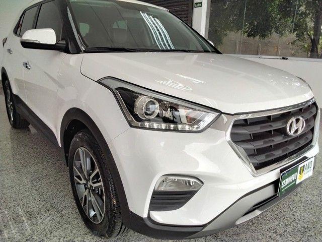 Hyundai Creta 2.0 16V FLEX PRESTIGE AUTOMATICO