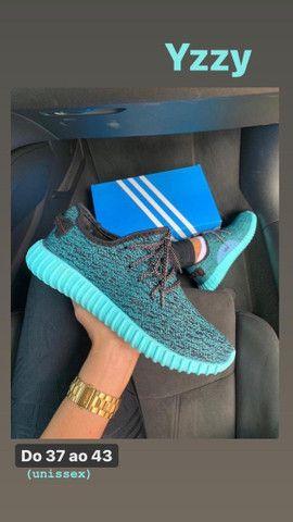 Tênis Adidas Yeezy Atacado - Foto 2