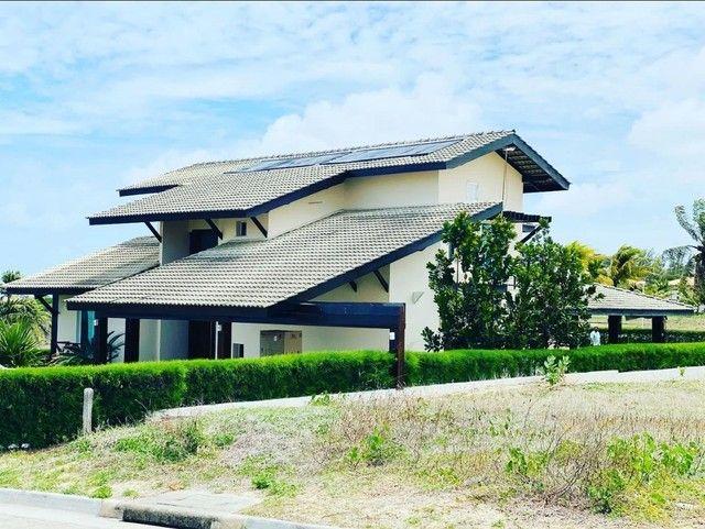 Casa de condomínio para venda tem 345 metros quadrados com 4 quartos em Tapera - Aquiraz - - Foto 6