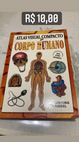 Livros de radiologia e numerador