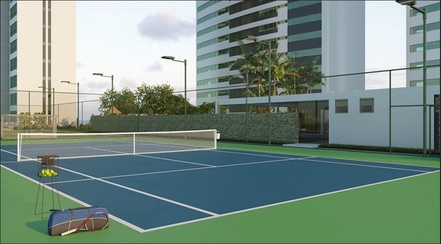 Apartamento 4 suítes à venda, 268 m² por R$ 2.730.000 - Cabanga - Recife/PE - Foto 11
