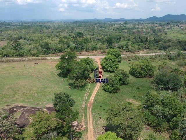 Sítio à venda com 32 alqueires por R$ 2.000.000 - Zona Rural - Presidente Médici/RO - Foto 3
