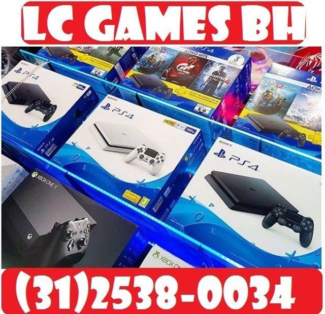 PS4 Slim - PS4 - PS4 Pro