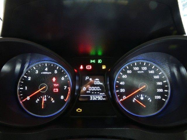 Hyundai HB20 1.6 R-Spec Flex 16v - Automático 2017. - Foto 8