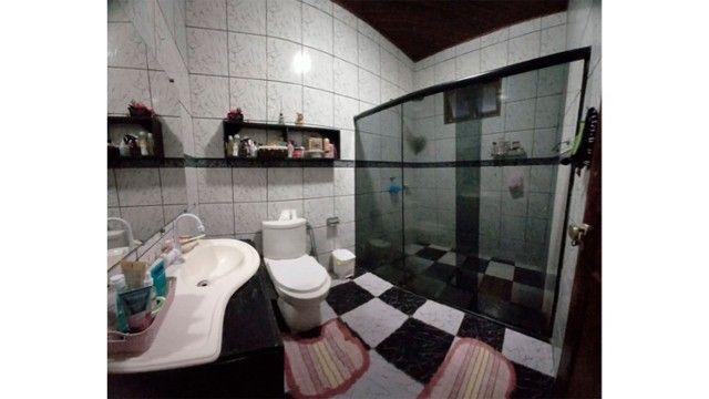 Linda casa com 03 suítes no bairro Alvorada - Foto 12