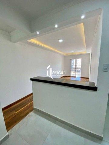 JR - Amplo apartamento 109m² - Cascatinha - Foto 3