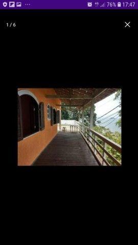 Alugo casa mobiliada piscina 6 quartos na Ilha de itacuruça  RJ  - Foto 2
