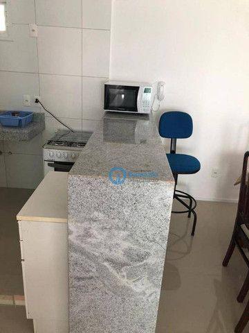 Apartamento com 3 dormitórios à venda, 110 m² por R$ 530.000 - Porto das Dunas - Aquiraz/C - Foto 8