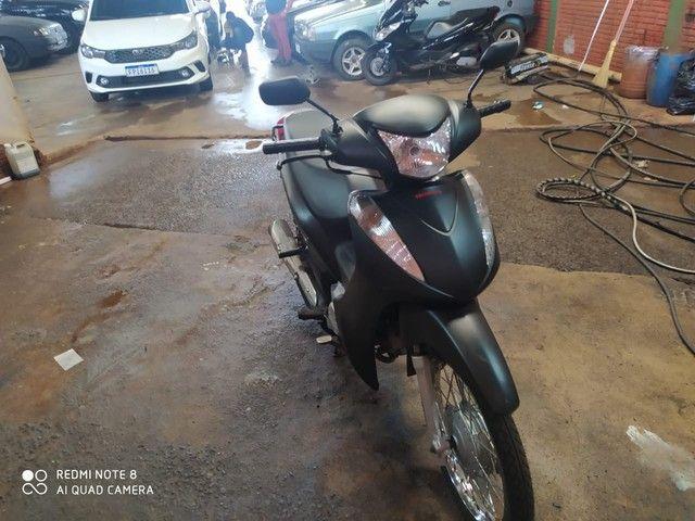 Honda Biz 125 ES com partida elétrica  - Foto 5