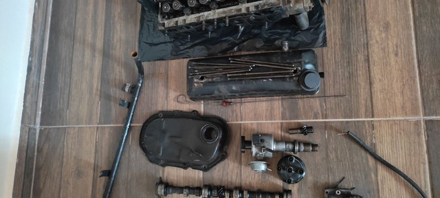 Peças motor cht... * interessados chama no whats - Foto 4