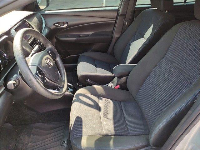 Toyota Yaris 2019 1.3 16v flex xl plus tech multidrive - Foto 10