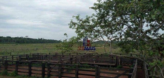 Fazenda com 1 dormitório à venda, por R$ 10.500.000 - Zona Rural - São Francisco do Guapor - Foto 6