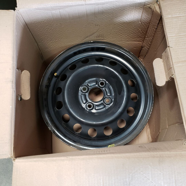 Roda Ferro Aro 15 honda fit/city 2020