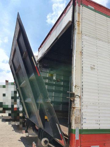 Plataforma Hidraulica para caminhão truck  - Foto 2