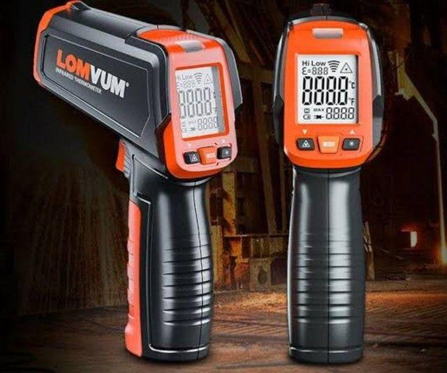 Termômetro a Laser Infravermelho  - Foto 3
