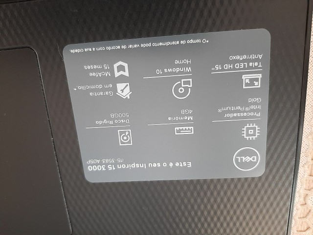 Notebook Dell  - Foto 3