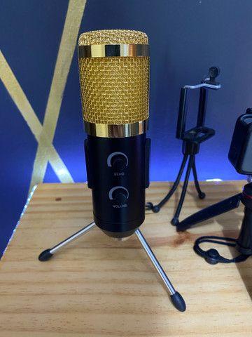 Microfone bm900