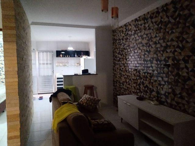Alugo casa em pau amarelo climatizada sem mobília - Foto 5