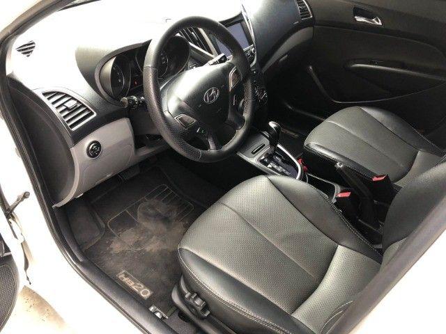Hyundai HB20S Premium Automático Completo, Zerado - Foto 5