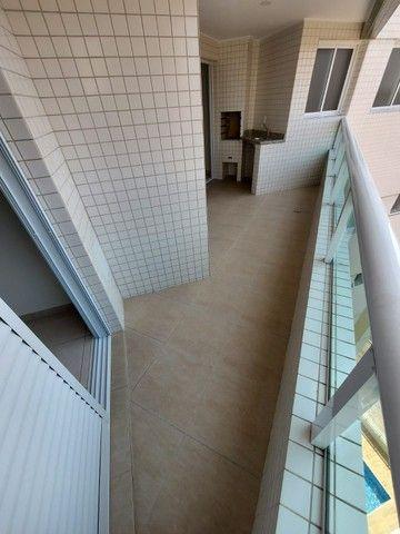 Apartamento para venda com 75 metros quadrados com 2 quartos em Guilhermina - Praia Grande - Foto 6