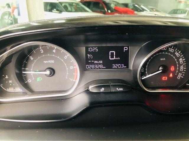 Peugeot 208 Griffe Automático 1.6 2016 *Carla Alves ** - Foto 10