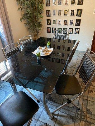Mesa 6 cadeiras  - Foto 5