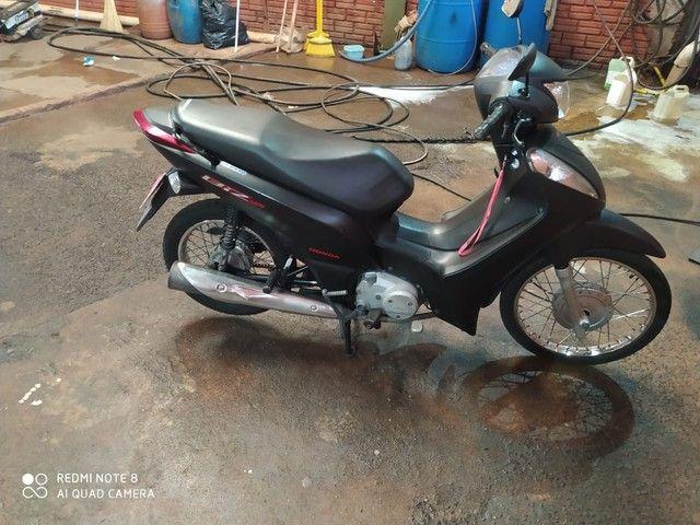 Honda Biz 125 ES com partida elétrica  - Foto 3