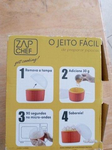 Pipoqueira para microondas - Foto 2