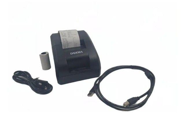 Impressora termica ifood + 30 bobinas