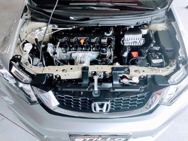 Civic LXR 2.0 Aut 2014/2015 - Foto 11