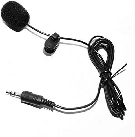Microfone De Lapela P3 Para Celular Tomate