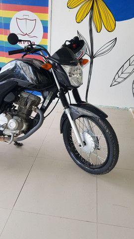 Moto 160 2016 - Modelo 2017- ÚNICO DONO DESDE 0km - Foto 3