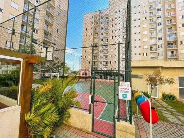 Apartamento Luxuoso Totalmente Mobiliado, 2 Quartos com Suíte em Condomínio Clube - Bairro - Foto 19