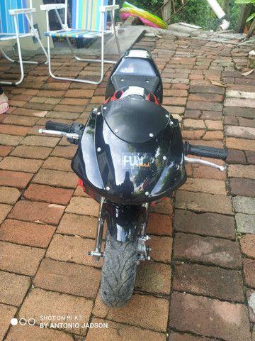 Mini moto a motor - Foto 3