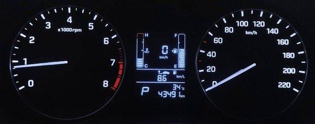 CRETA 2017/2018 1.6 16V FLEX PULSE AUTOMÁTICO - Foto 6