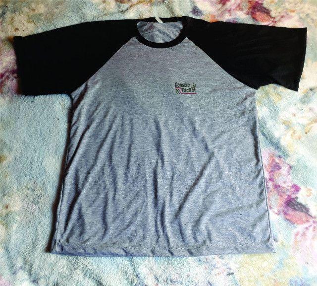Camiseta Raglan Personalizada - Foto 5